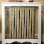 радиатор под сеткой